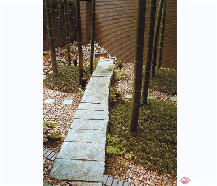日式風格住宅小區景觀jpg方案及實景圖