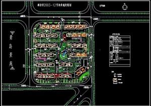 住宅小区规划图