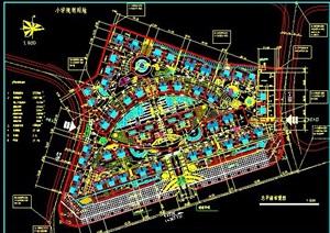住宅小区规划方案
