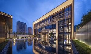 厦门国贸天峰夜景照明设计