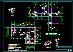 大运河林场湿地公园管理房施工图