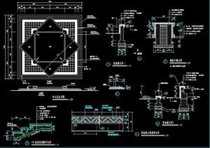 方形花壇設計圖紙