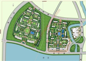 住宅区详细规划设计pdf方案