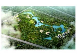 山东某山体生态提升修复项目