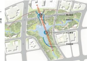 三門峽市中心商務區歡樂谷廣場及景區工程設計方案