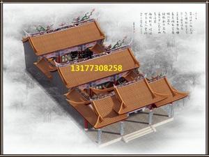 郴州仿古祠堂设计,衡阳农村祠堂施工、湖南古建祠堂设计施工