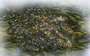 海南省海口市美丽乡村特色民居改造