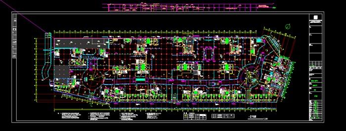 36.办公酒店现代高层塔式办公+商业综合体CAD+SU+效果图+PPT(7)