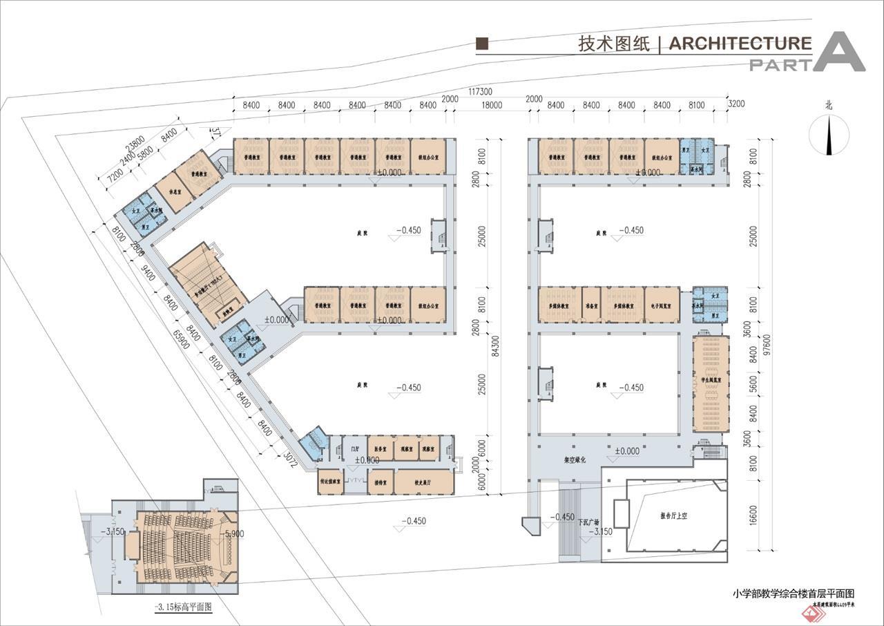 26建筑平面(00)