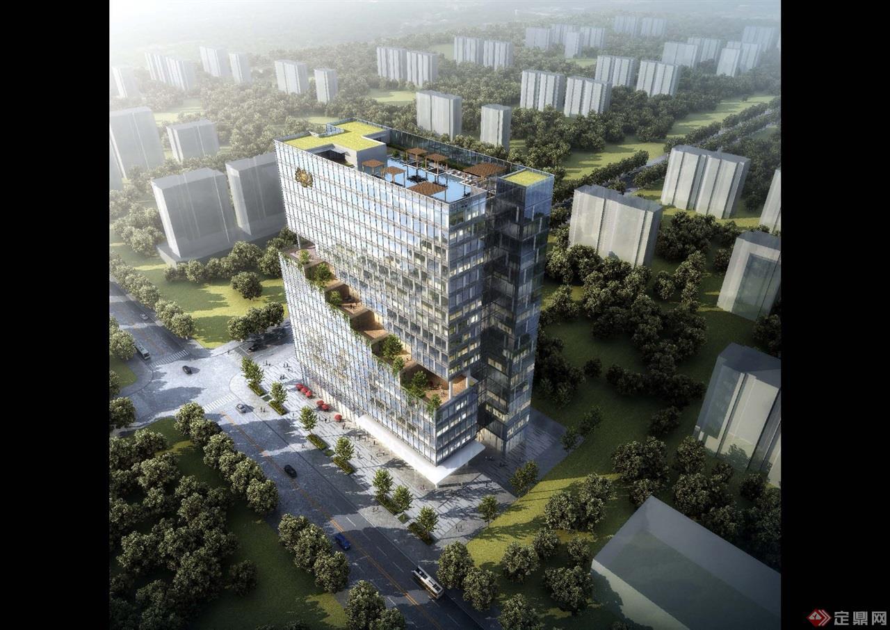 老挝万象办公、公寓大楼1008_页面_15