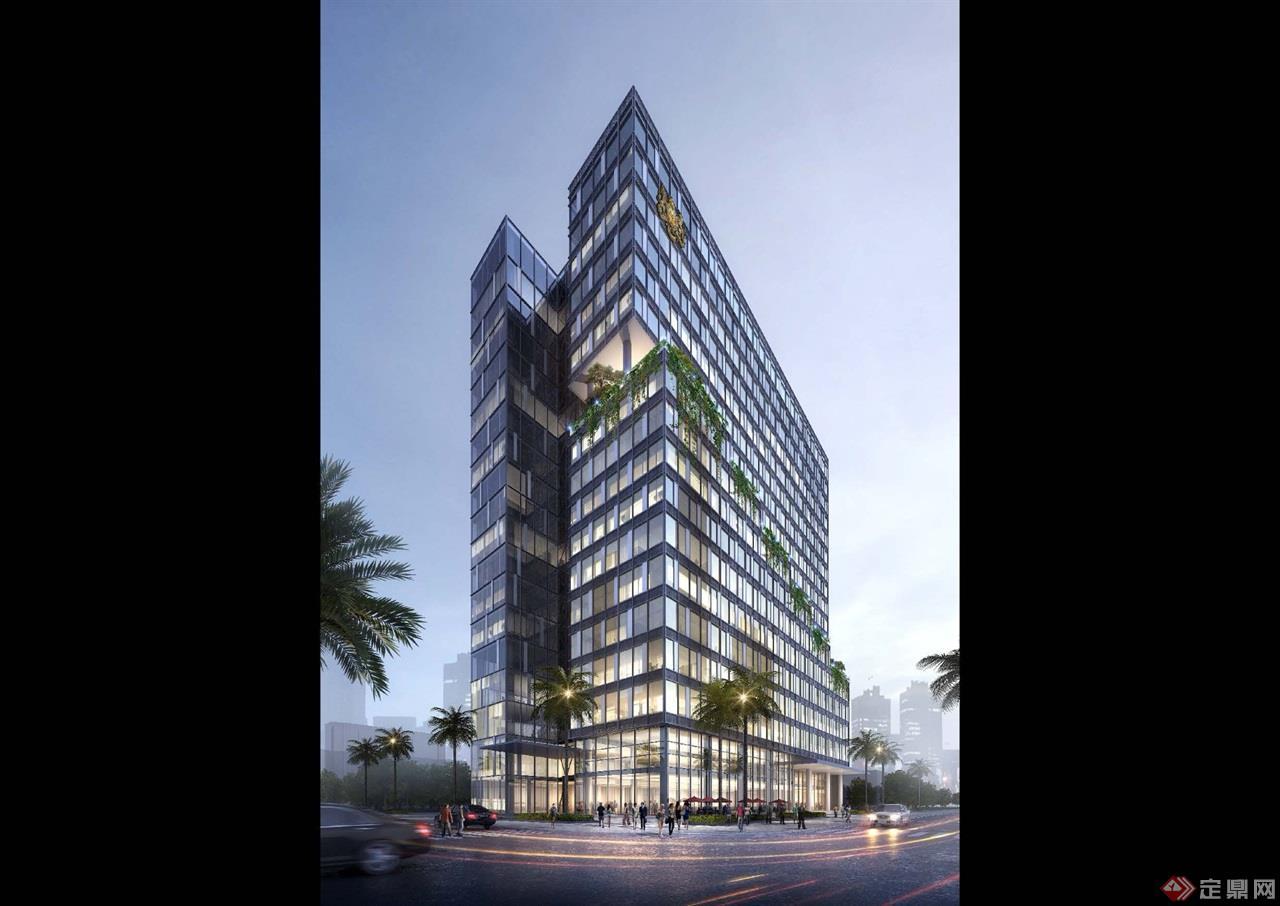 老挝万象办公、公寓大楼1008_页面_24