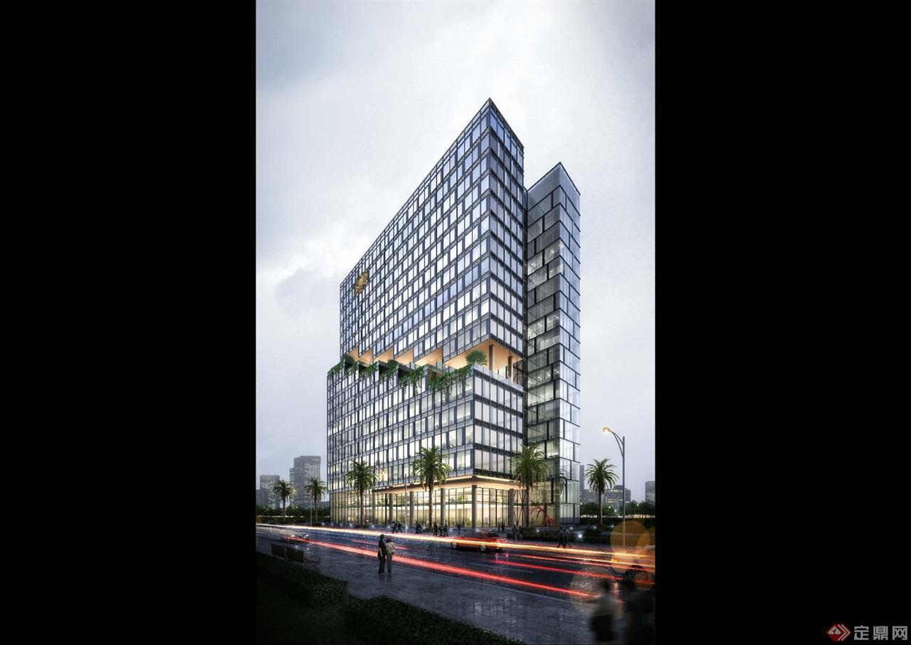 老挝万象办公、公寓大楼1008_页面_25