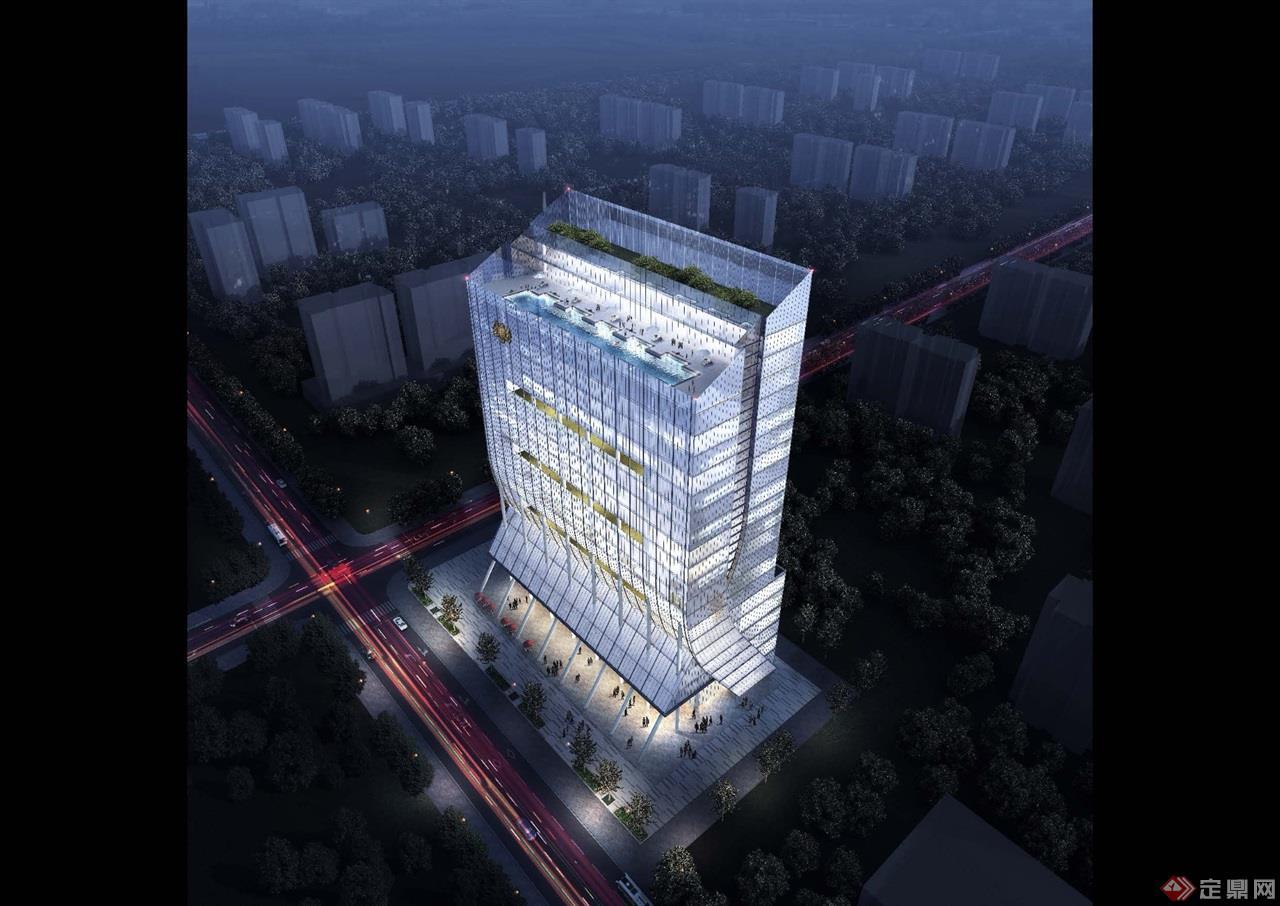 老挝万象办公、公寓大楼1008_页面_39