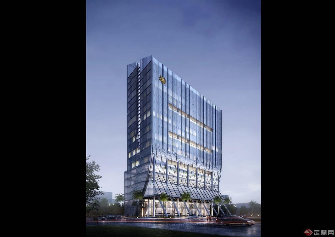 老挝万象办公、公寓大楼1008_页面_40