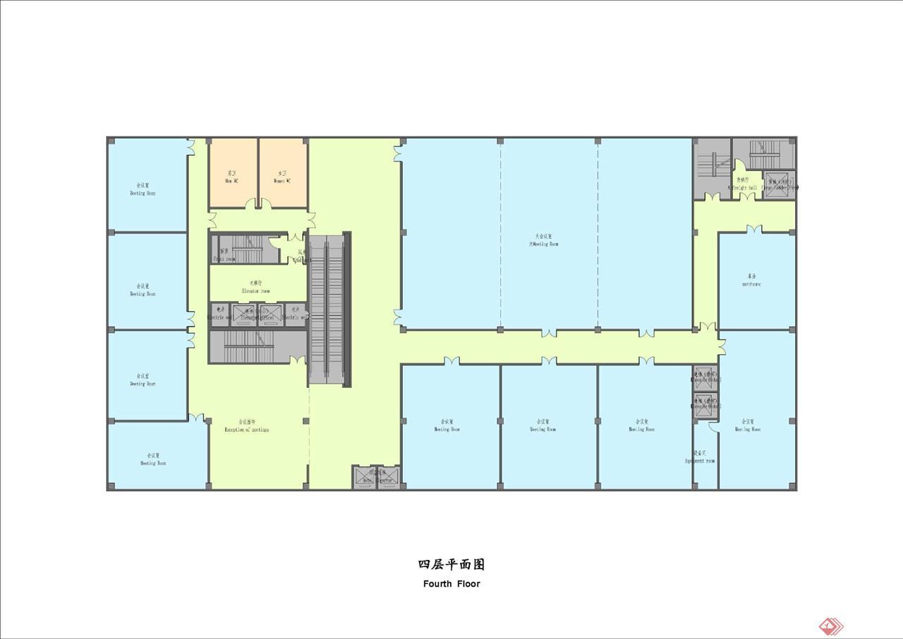 老挝万象办公、公寓大楼1008_页面_48