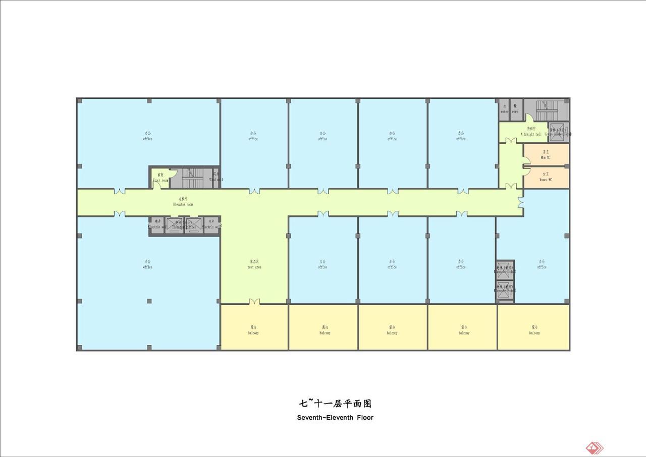 老挝万象办公、公寓大楼1008_页面_51