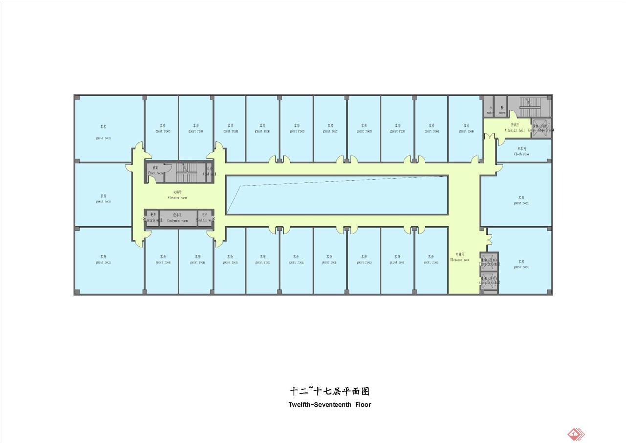 老挝万象办公、公寓大楼1008_页面_52