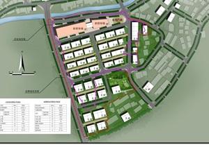 001三明市新农村规划设计