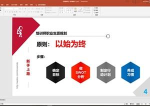 【野望教育】企业培训 PPT模板 67套