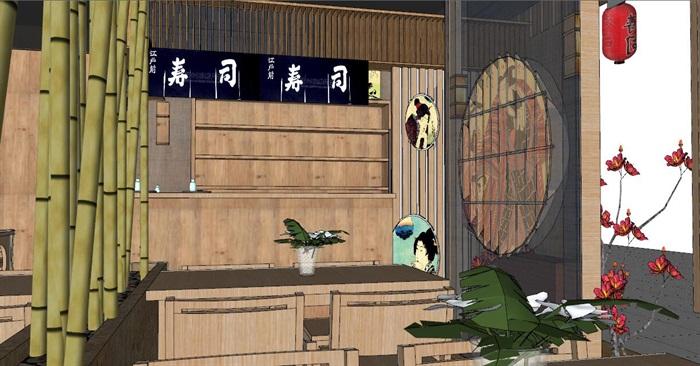 日式居酒屋料理店日料店日式餐厅咖啡馆(2)