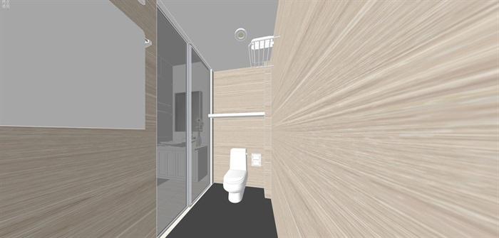现代经典简约北欧风格住宅室内设计(11)