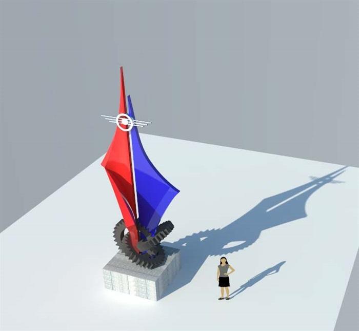 现代雕塑(2)