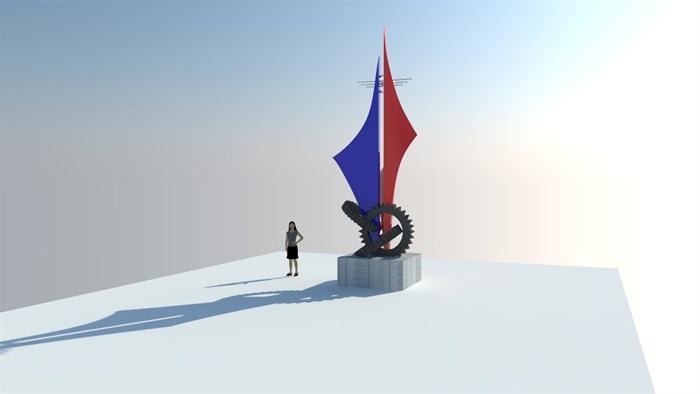 现代雕塑(3)