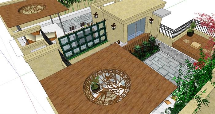 屋顶花园(1)