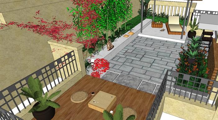 屋顶花园(3)
