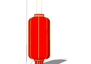 中式红灯笼装饰灯具装饰