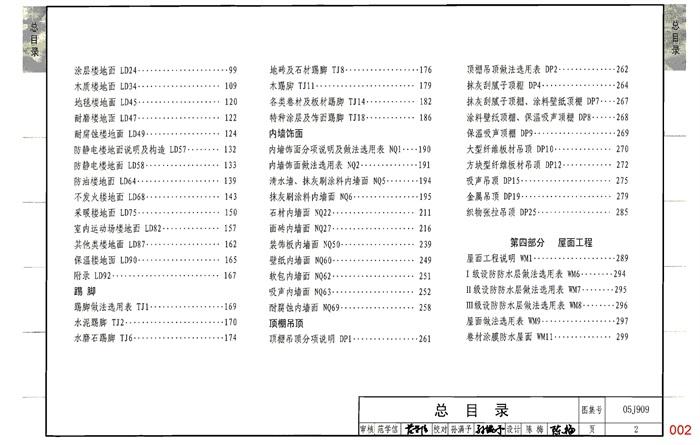 05J909 工程做法(2)