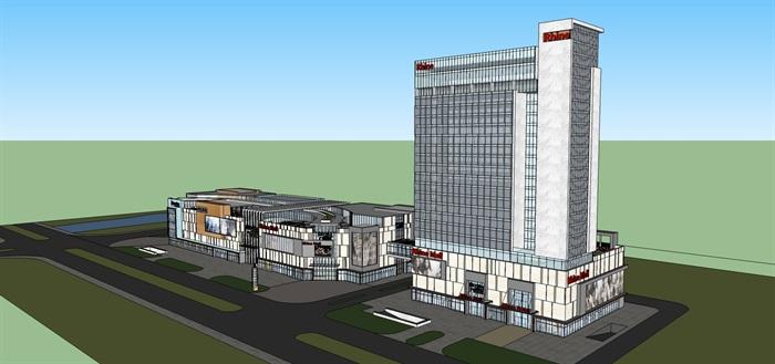 從化興利萊茵匯酒店綜合商業廣場 廣州市院 0905(2)