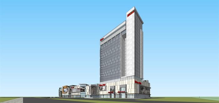 從化興利萊茵匯酒店綜合商業廣場 廣州市院 0905(5)