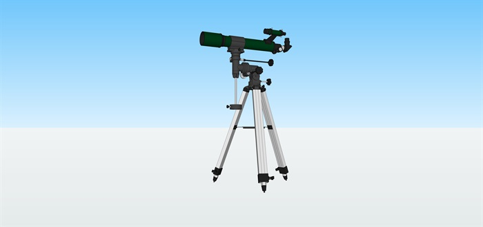 望远镜精细精品模型su(3)