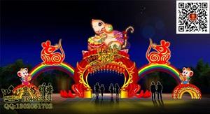关于2020年春节彩灯元宵灯会免费设计的通知