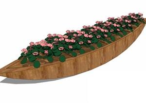花箱— (20)模型丰富详细,材质贴图清晰,具有很高的学习参考价值,值得下载