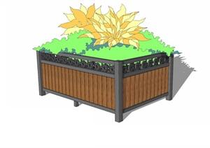 花箱— (24)模型丰富详细,材质贴图清晰,具有很高的学习参考价值,值得下载