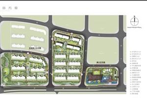 061招商2018新中式郑州招商天地龙溪城及天地西引力项目景观设计山水比德