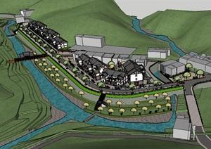 新农村 项目全图模型丰富详细,材质贴图清晰,具有很高的学习参考价值,值得下载