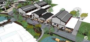 樟溪鎮新民村景觀提升改造項目