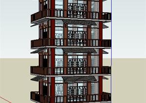 钟塔r_----模型丰富详细材质清晰,具有很高的学习价值,值得下载