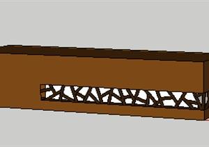 中式木凳----模型丰富详细材质清晰,具有很高的学习价值,值得下载