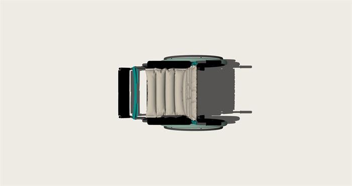 高精度模型-轮椅(3)