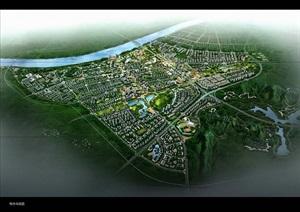 湘潭东城片区整体城市设计及重点地段城市设计