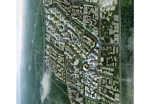 余杭临平新城核心区城市设计