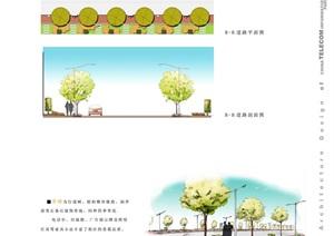 上海南汇中国电信信息园全套景观设计文本(SWA)