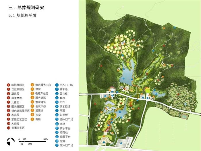 [多义景观]青岛世园会多义概念规划汇报(3)