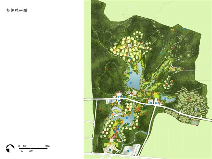 [多义景观]青岛世园会多义概念规划汇报(11)