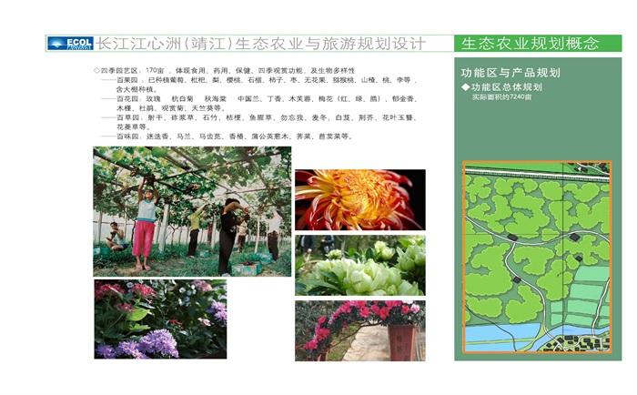 靖江马洲岛农业与旅游概念规划(4)