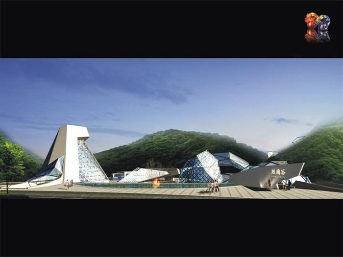 琉璃谷項目旅游規劃設計概念性方案122p(5)